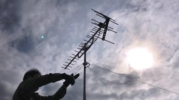 テレビアンテナ整理 柏市