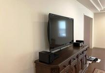 テレビ壁掛け工事 流山市